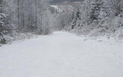 Upravené trate od Vyšných Hágov po Sibír